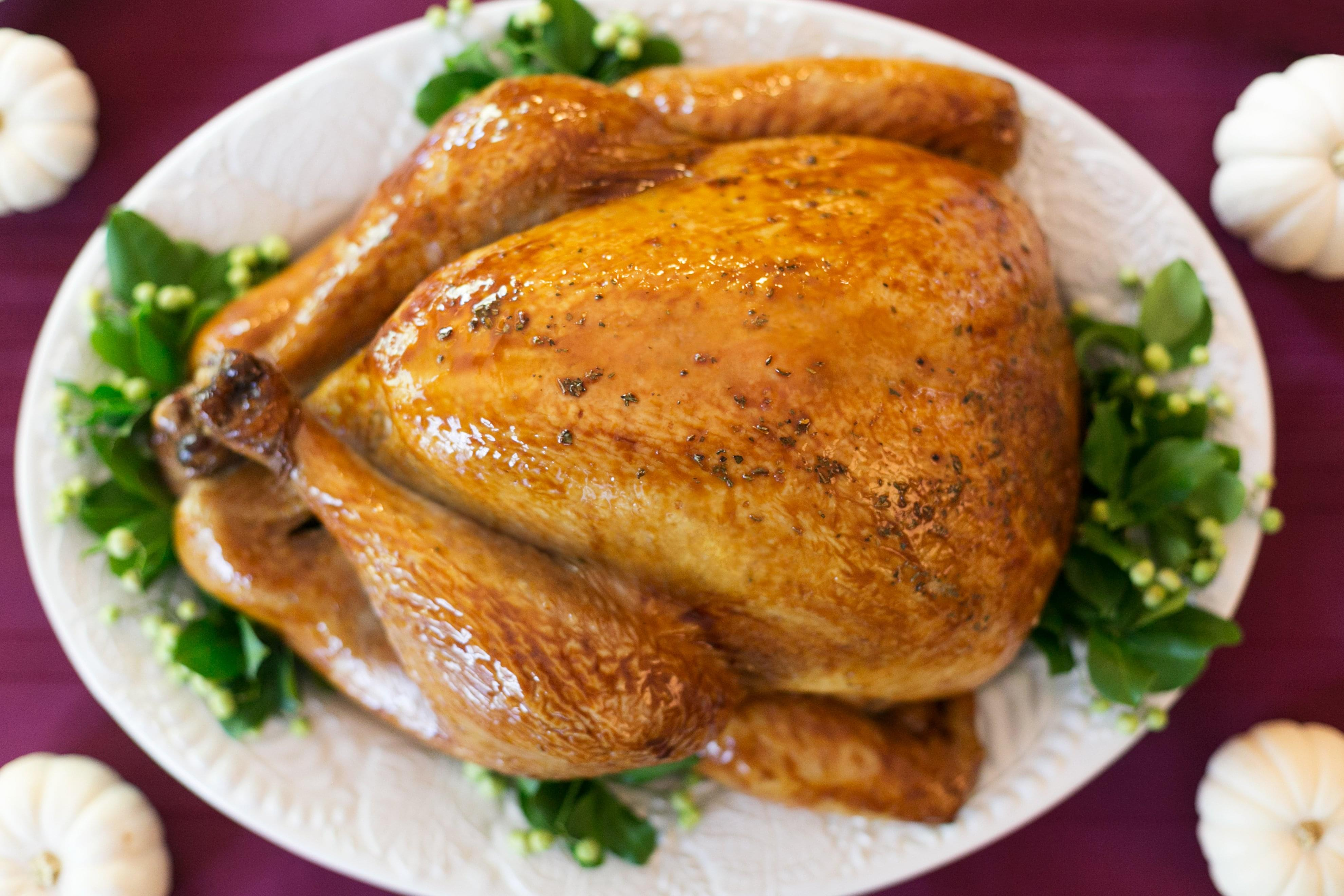 Turkey day is around the corner: Turkey safety tips for your Thanksgiving