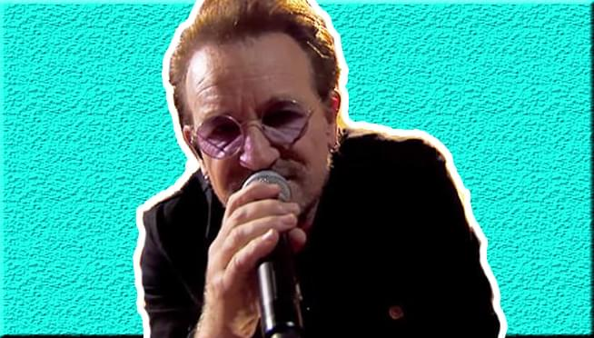 Bono says U2 is 'Going away now' …Can it be true?