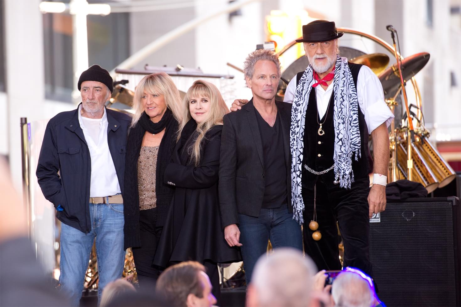Fleetwood Mac rolls out 50-track career retrospective today