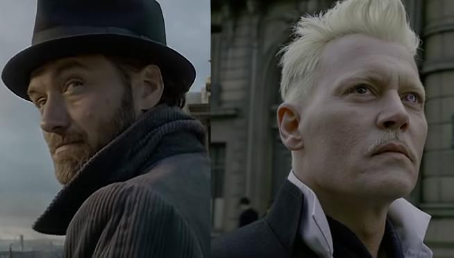 'Fantastic Beasts' soars to top of box office