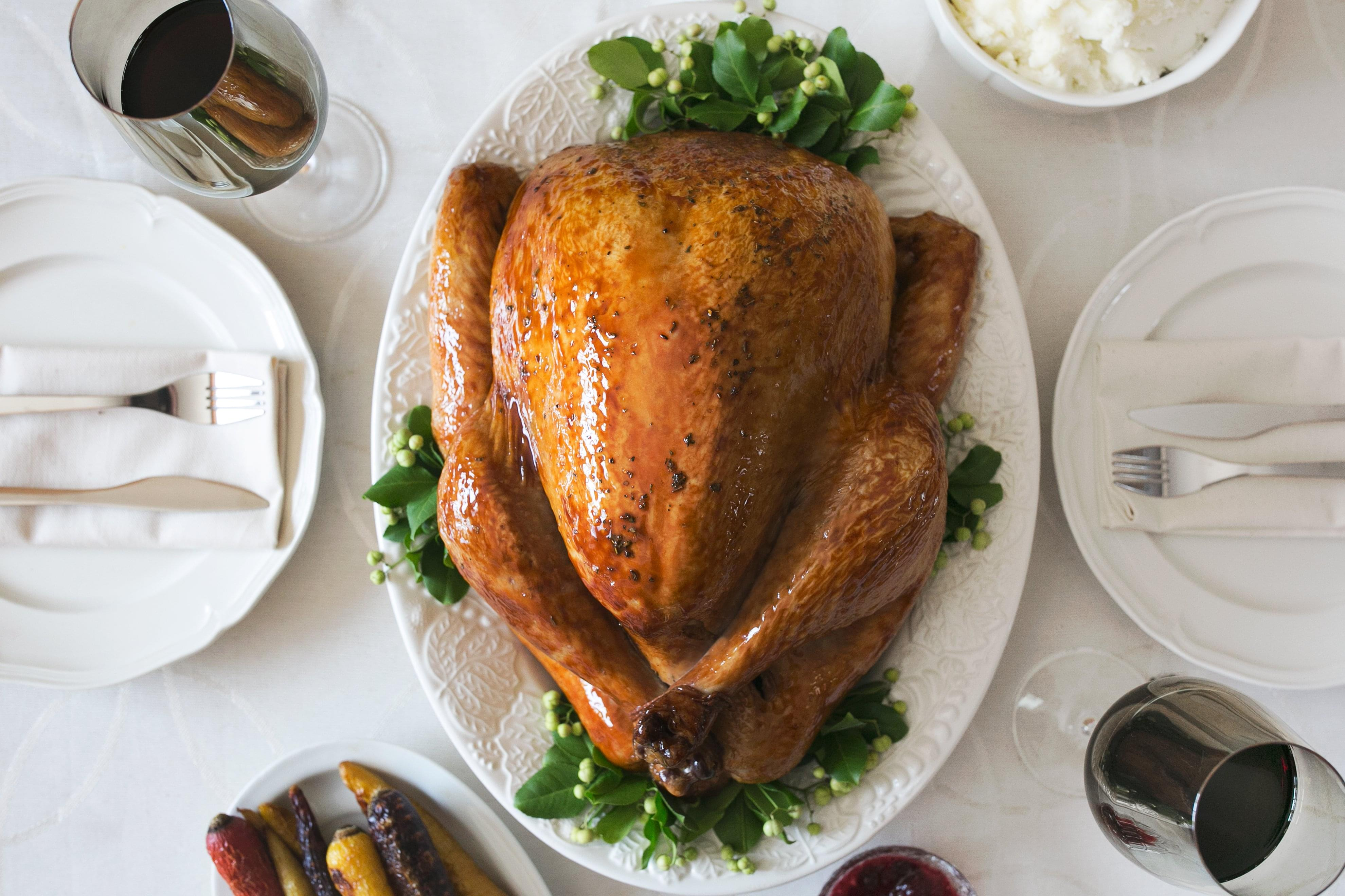 Walmart is selling Thanksgiving kits that serve up to eight people