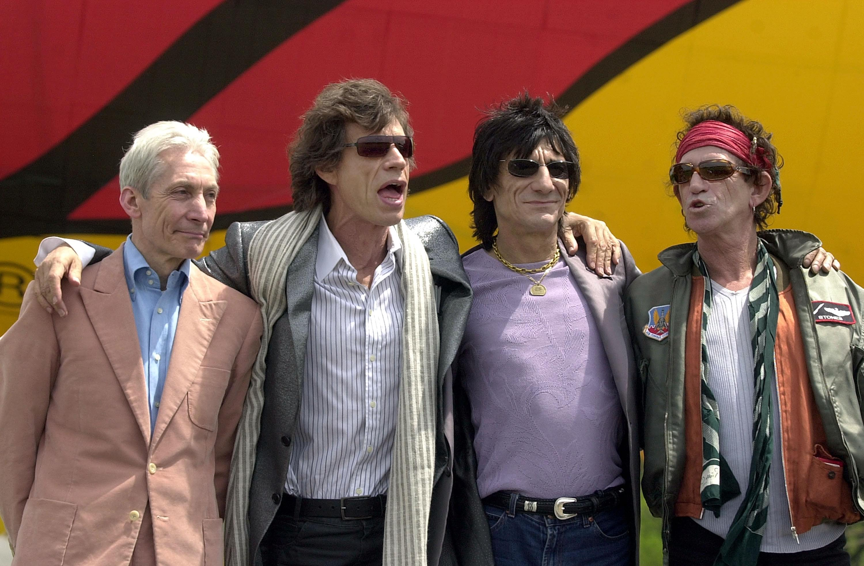 the rolling stones are bringing their 2019 tour to chicago next summer 94 7 wls wls fm. Black Bedroom Furniture Sets. Home Design Ideas