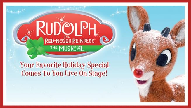 Win Tickets to Rudolph!