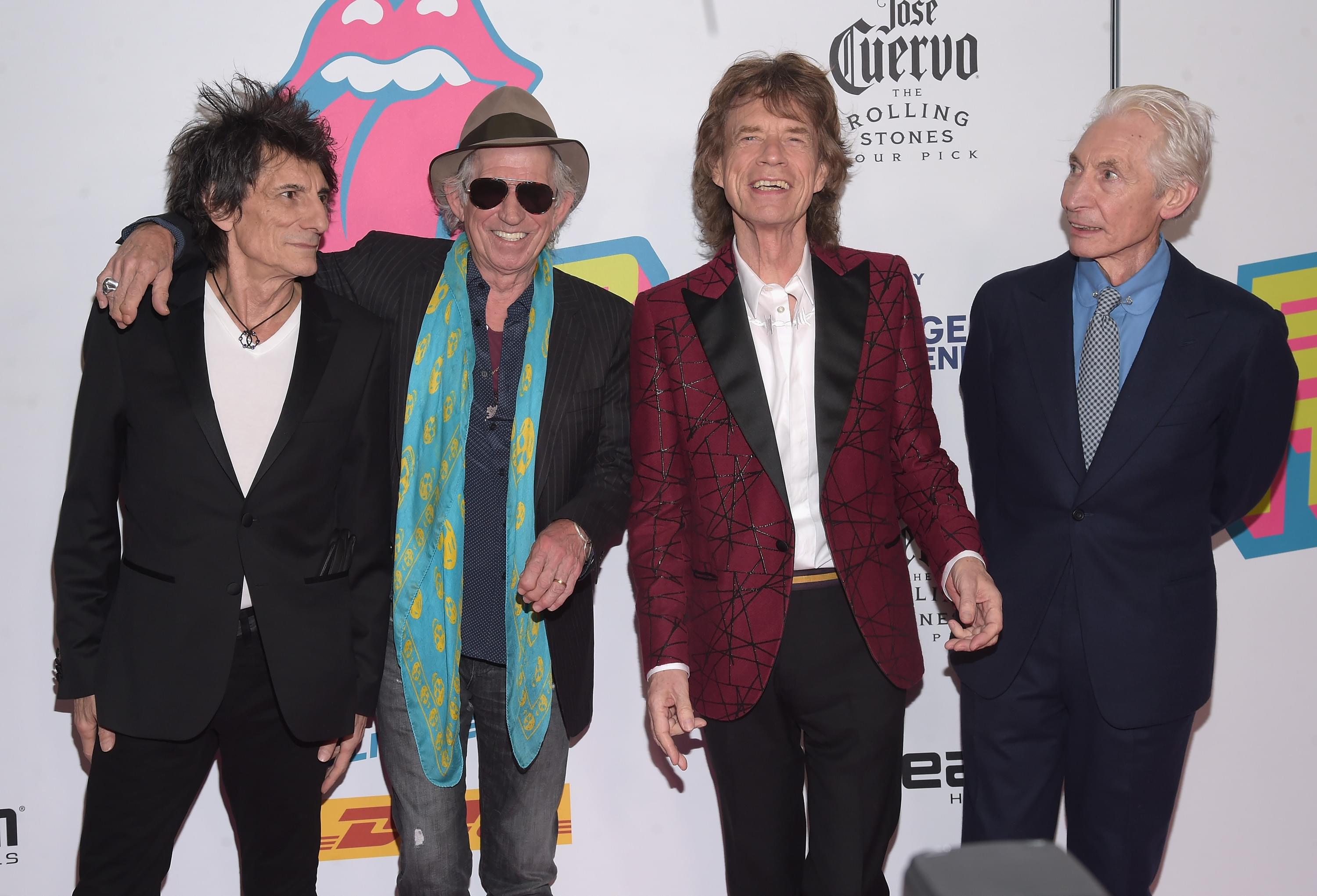 Keith Richards projects new rolling stones album for 2019