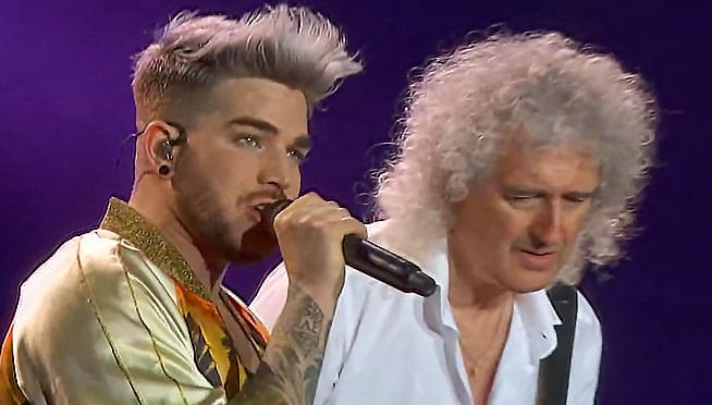 Queen Adam Lambert To Perform On The Oscars 947 Wls Wls Fm