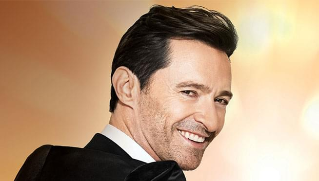 10/11/19 – Hugh Jackman – 2nd Show Added!