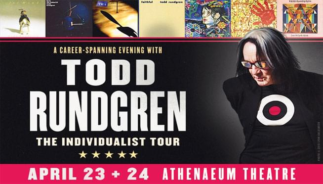 4/23/19 – Todd Rundgren – Night 1
