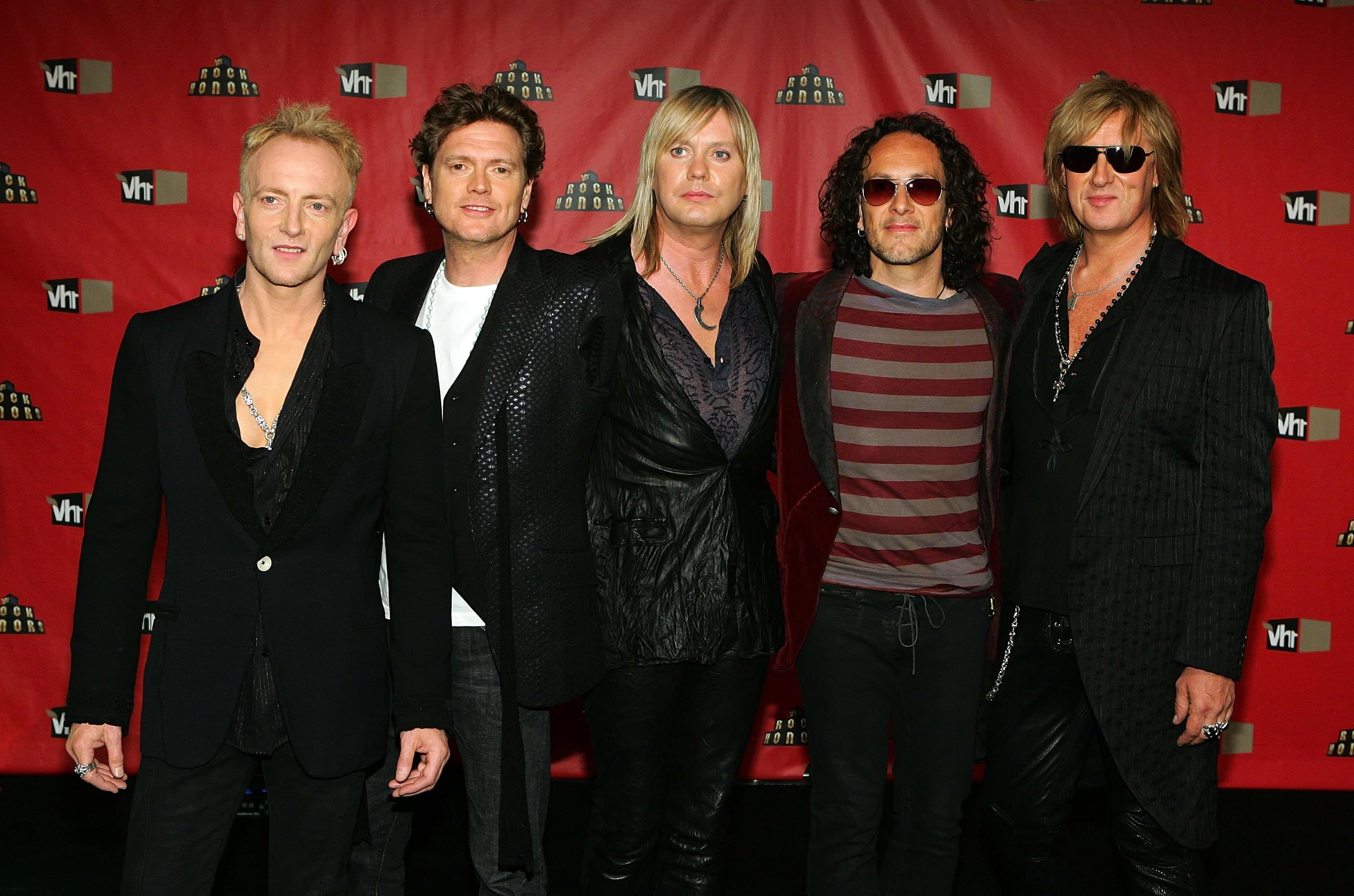 Def Leppard, Janet Jackson, Stevie Nicks among 2019 Rock & Roll Hall of Fame Inductees