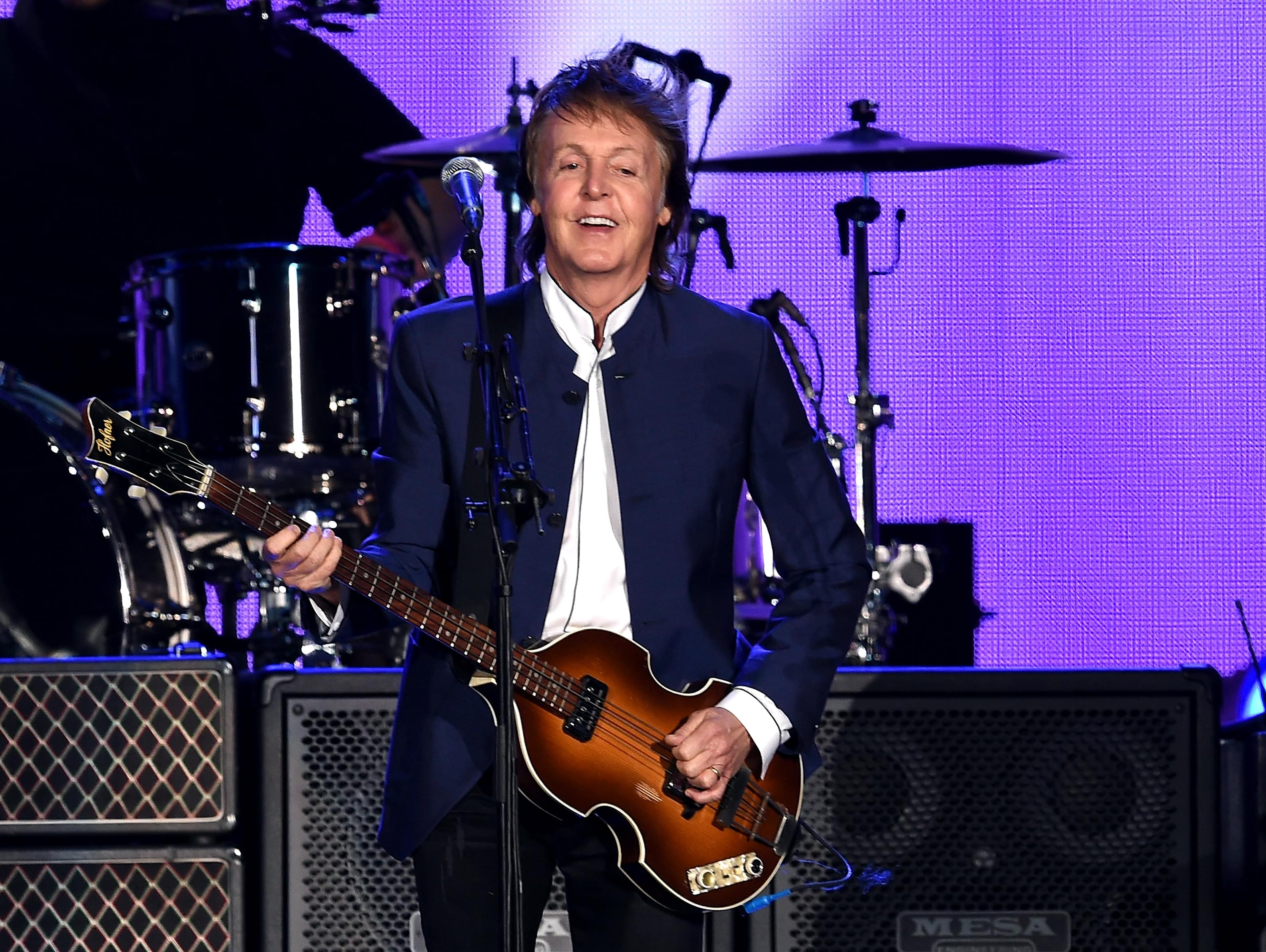 1972 Paul McCartney concert film coming to theaters
