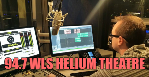 Dave and Kim's Helium Theatre Before And After!