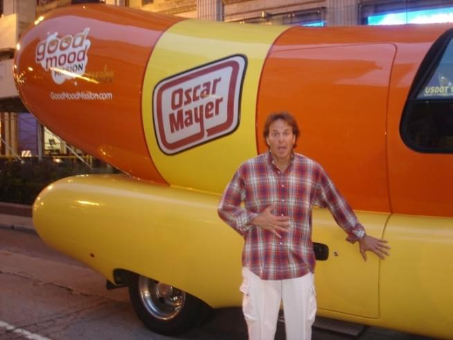 The Oscar Mayer Wienermobile is coming to Chicago!