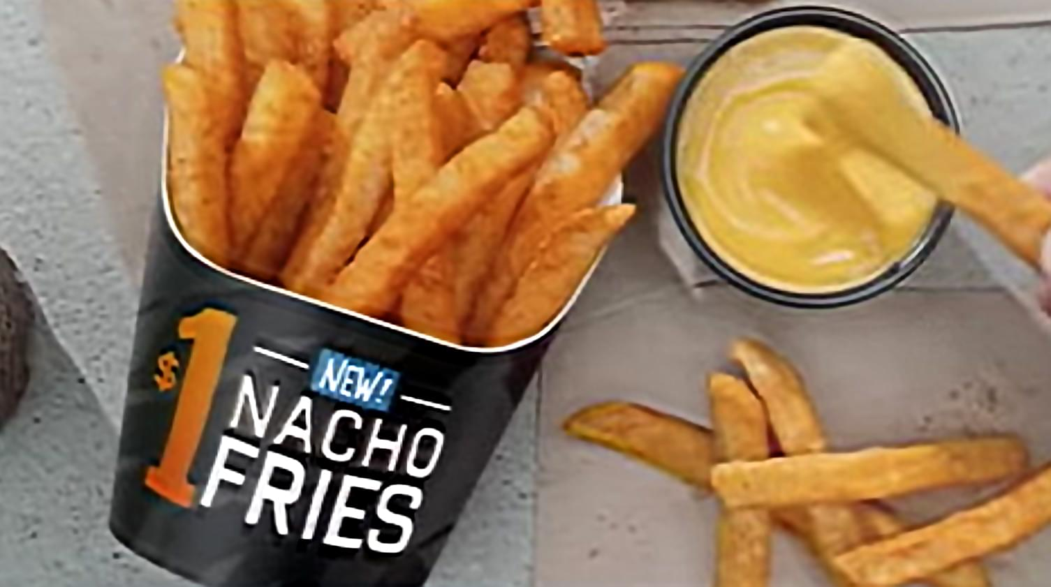Taco Bell brings back popular nacho fries