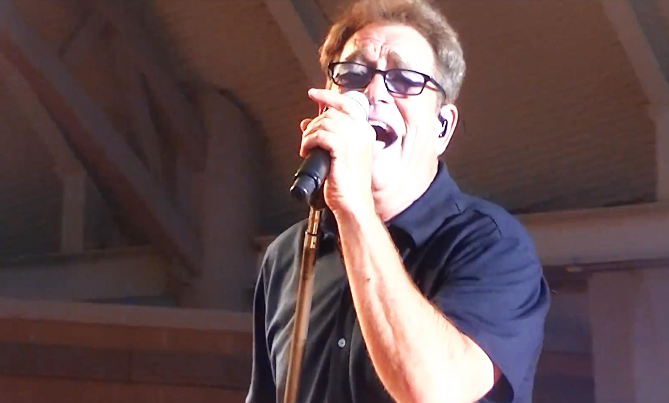 A new Huey Lewis & The News album is on the way