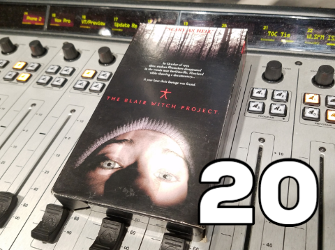 The Blair Witch Project Turns 20 Years Old!