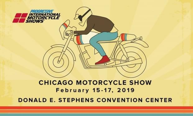 2/15/19 – 2/17/19 – Progressive International Motorcycle Show