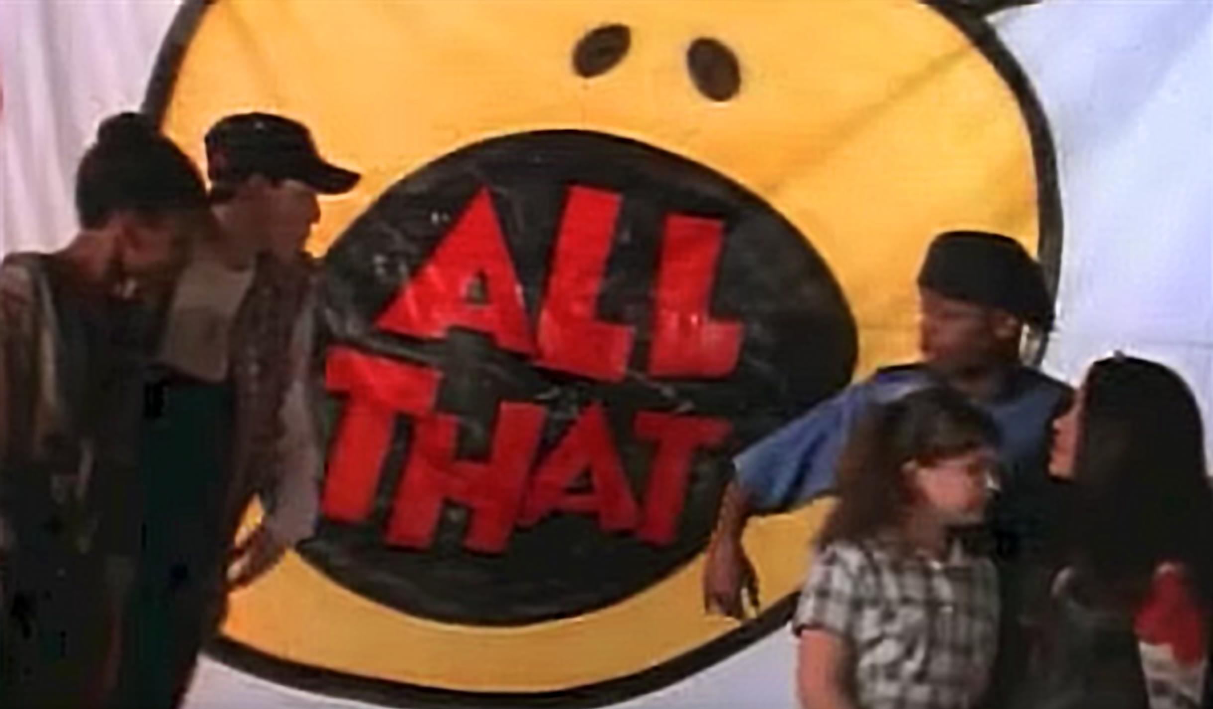 Nickelodeon to revive 1990's show: 'All That'