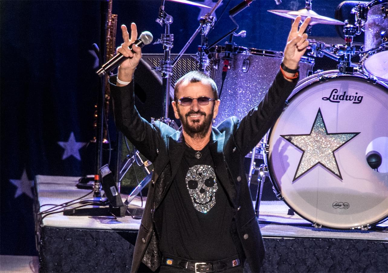 VIDEO: Ringo Starr featured on new Jenny Lewis track