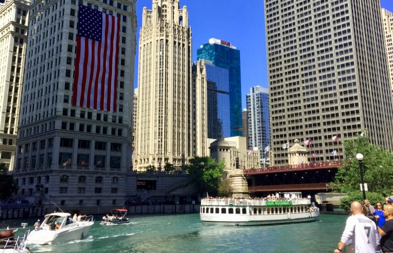 Chicago named one of the most fun cities in America