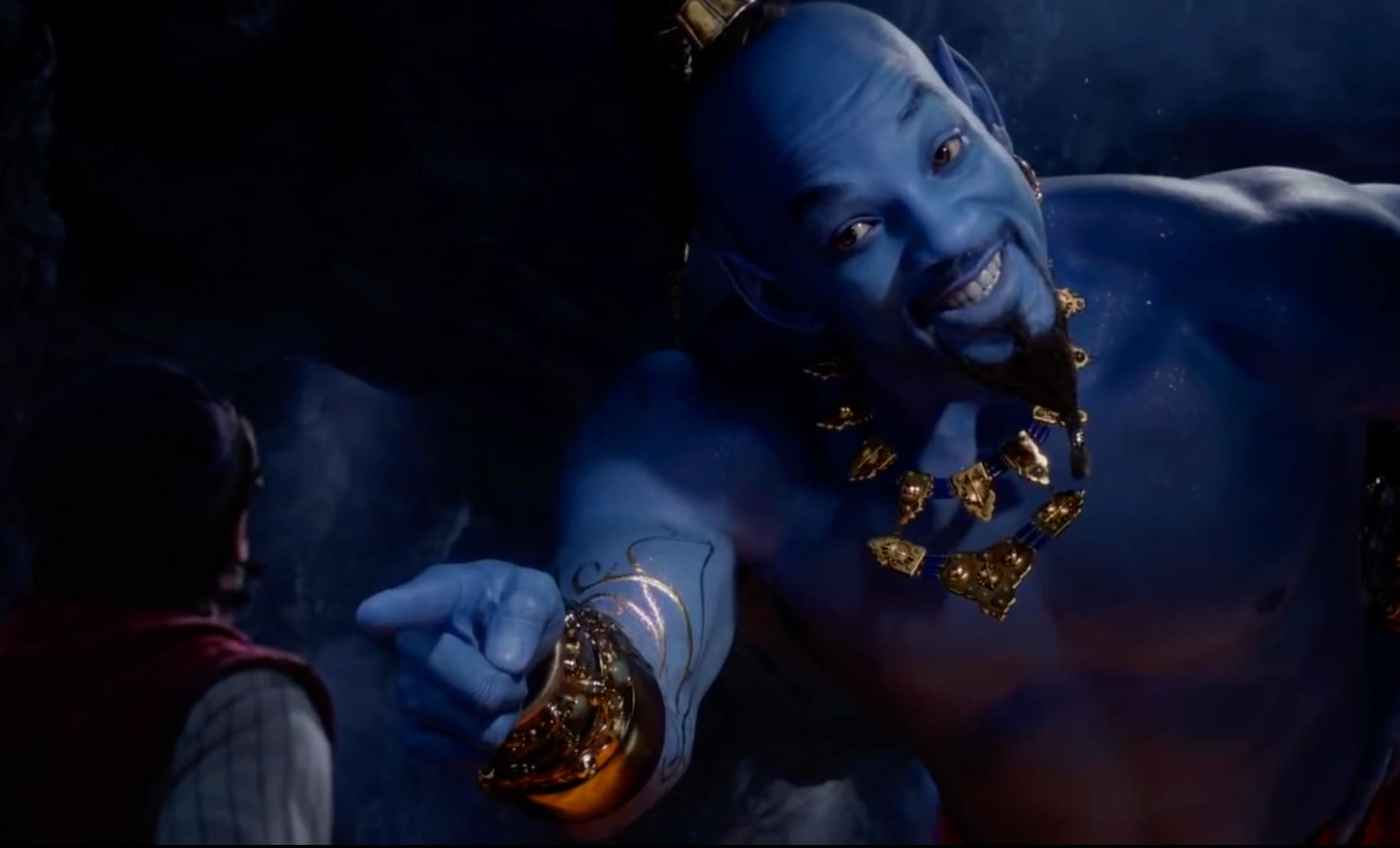 Disney's Aladdin drops trailer