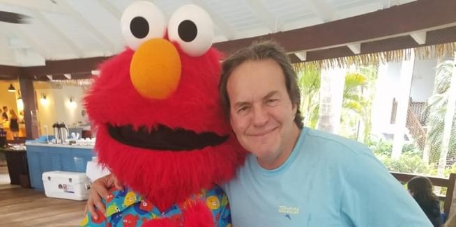 If you were stranded on a deserted island which Sesame Street character would you want to be stuck with?