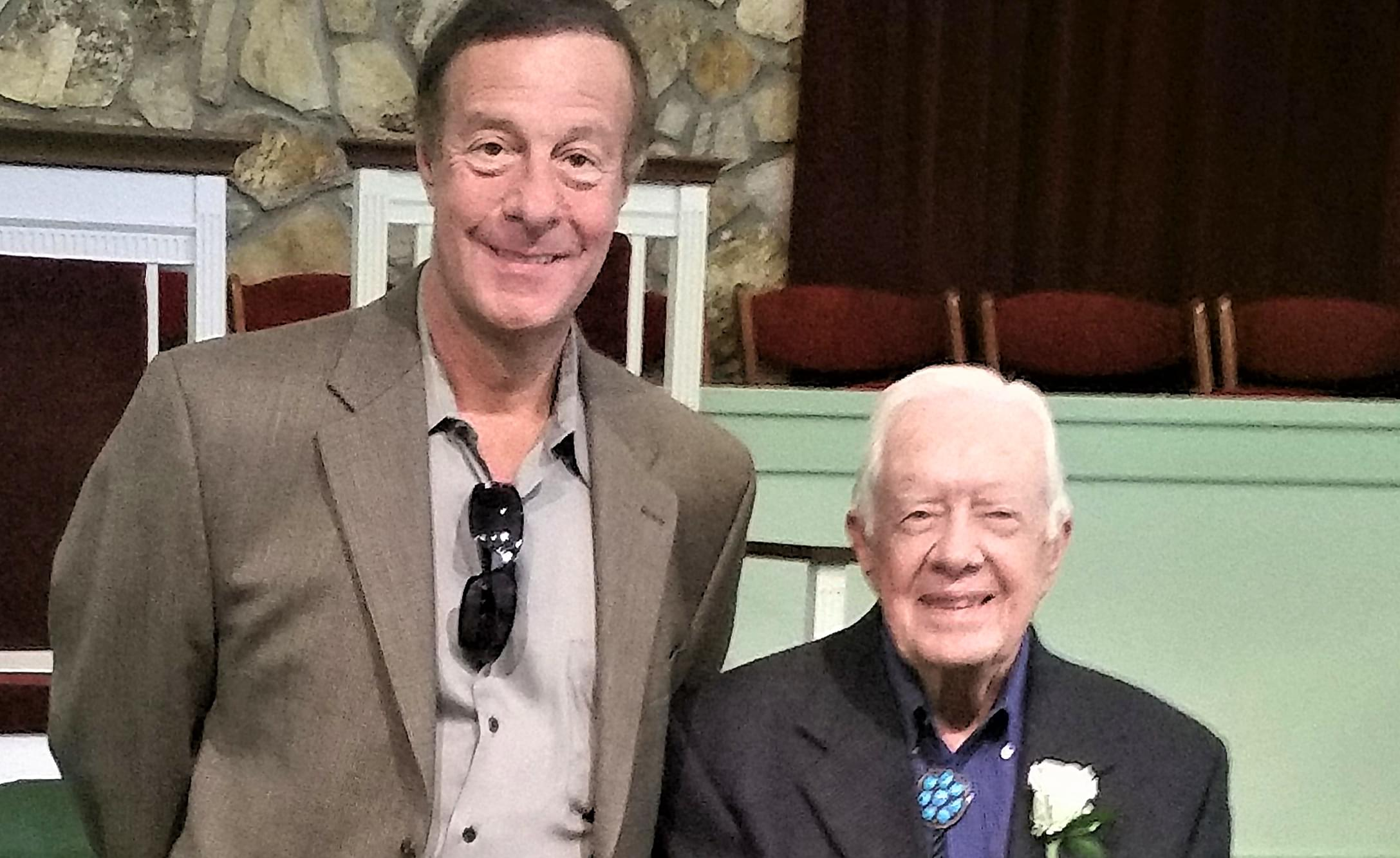 Jimmy Carter now longest-living former president