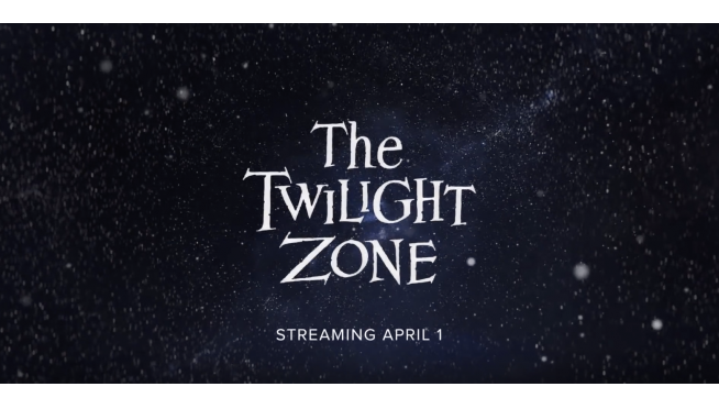 The new 'Twilight Zone' is coming!