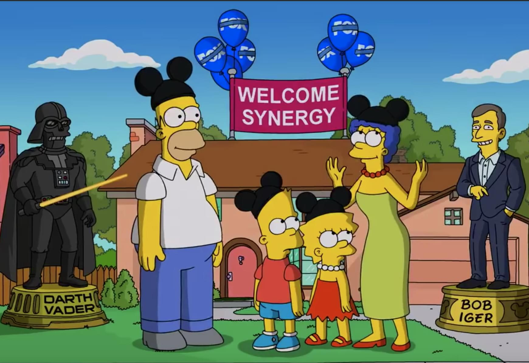 Disney app will exclusively stream all Simpsons episodes, new Marvel