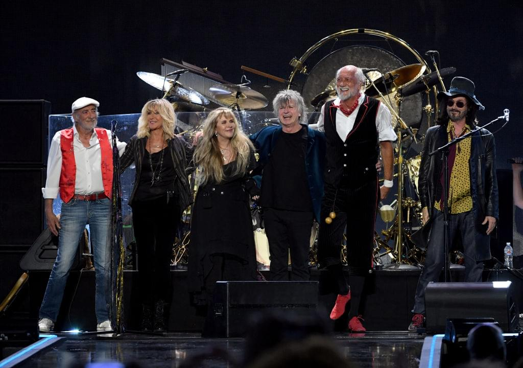 Fleetwood Mac announces rescheduled tour dates