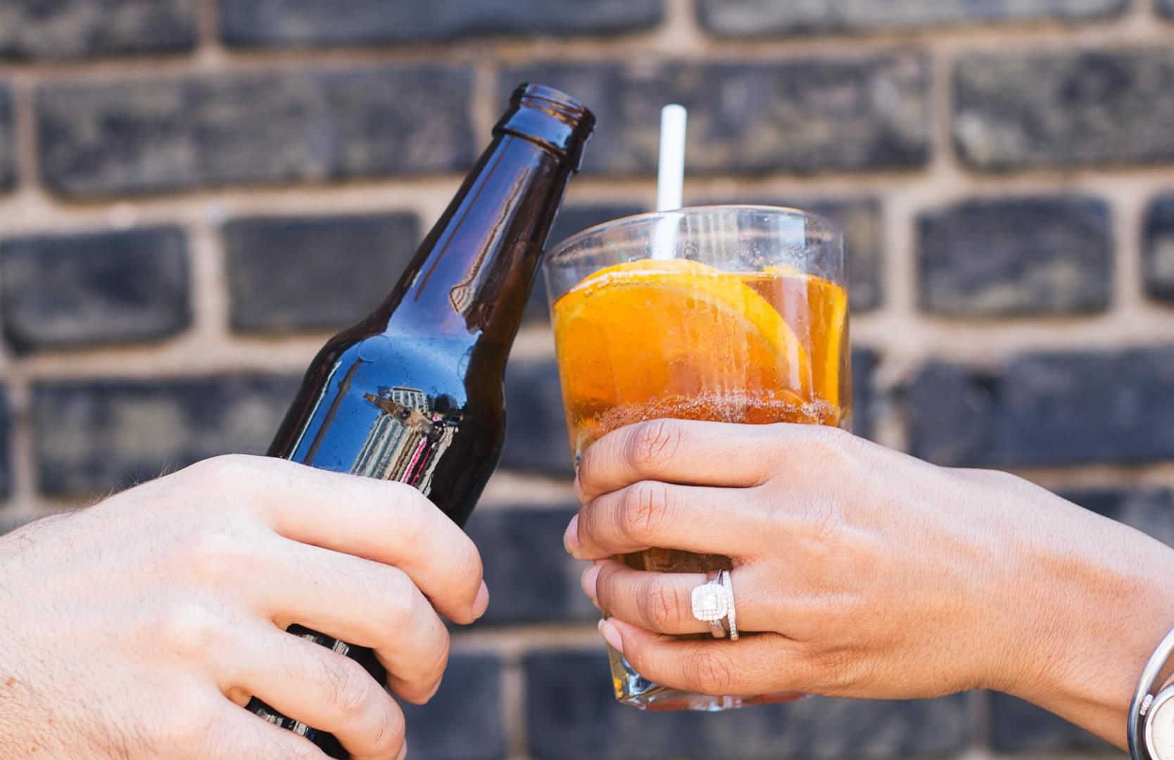 What country has the most drinkers?