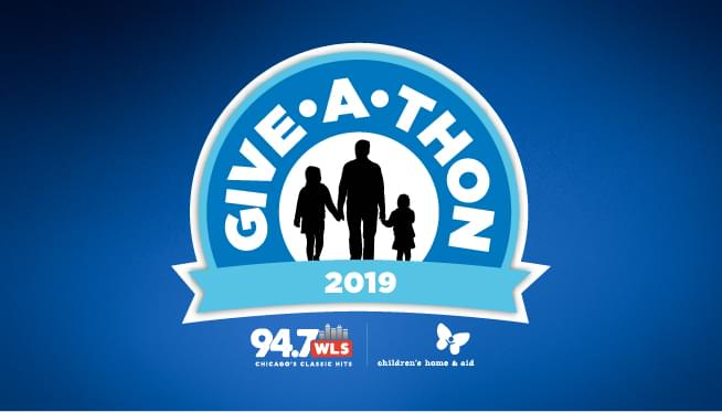 5/13/19–5/23/19 – The 94.7 WLS Give-A-Thon