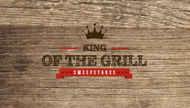 King of the Grill Sweepstakes