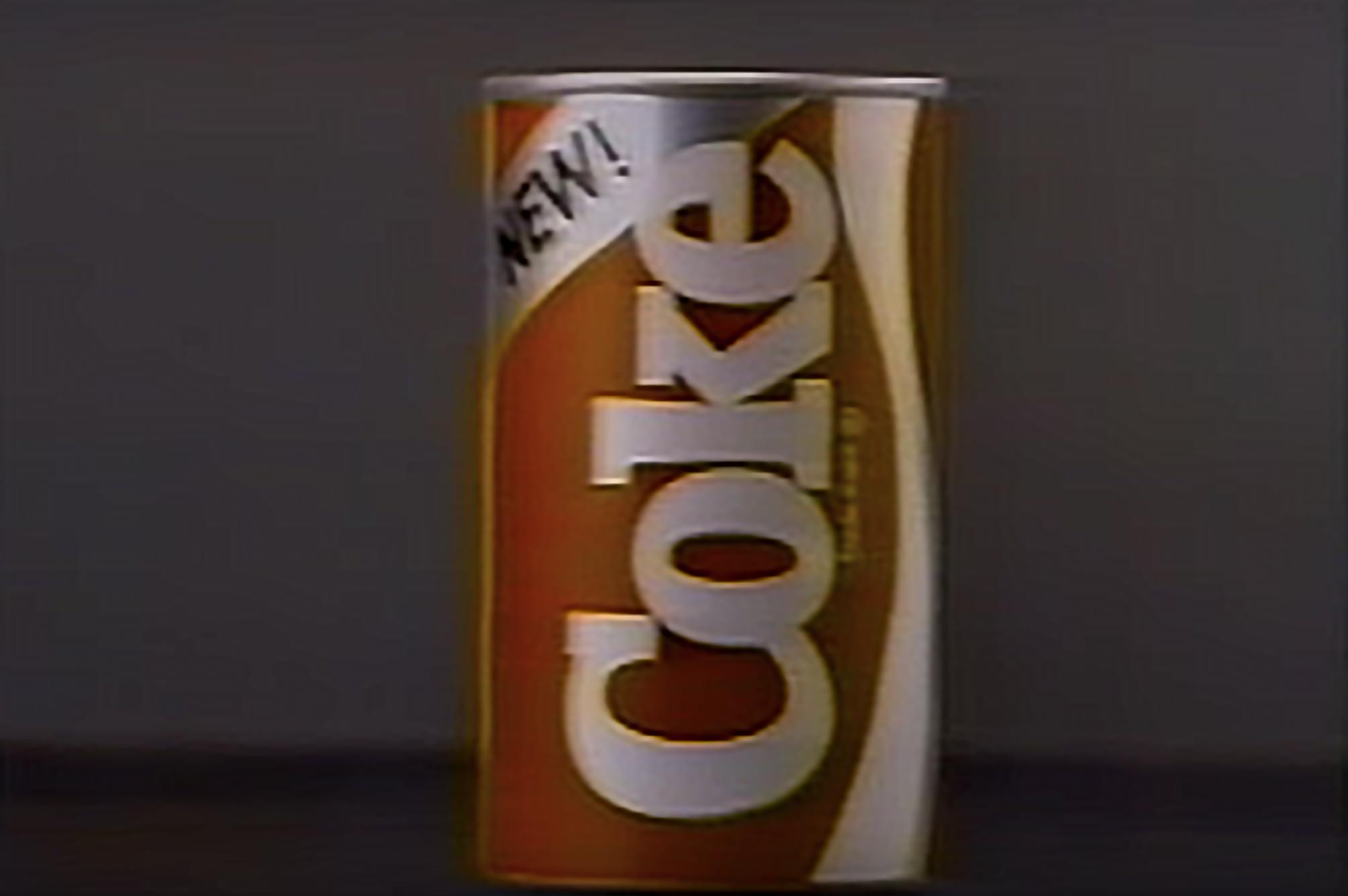 "Coca-Cola is bringing back '80s-era ""New Coke"""