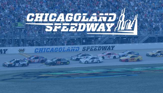 Win tickets to 3 days of NASCAR racing action!