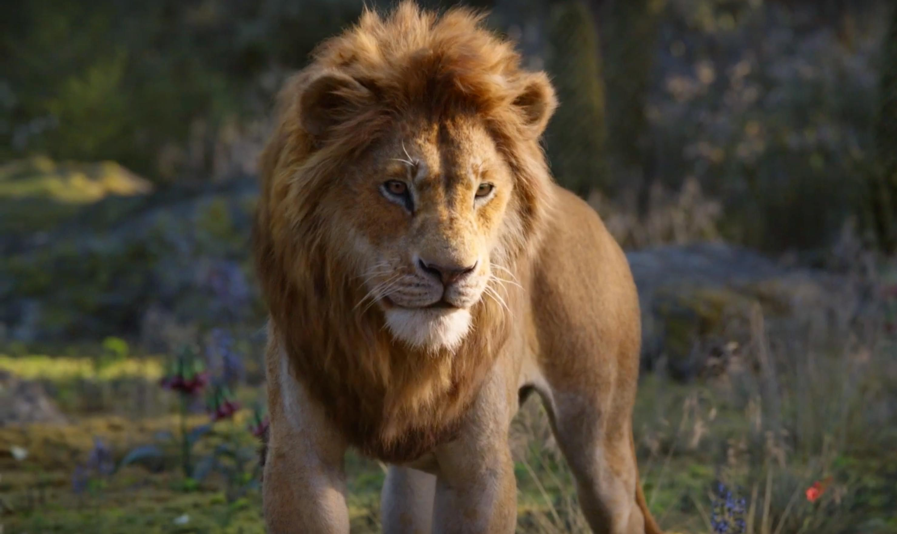 Early reactions to Lion King remake calling it a 'Landmark visual experience'