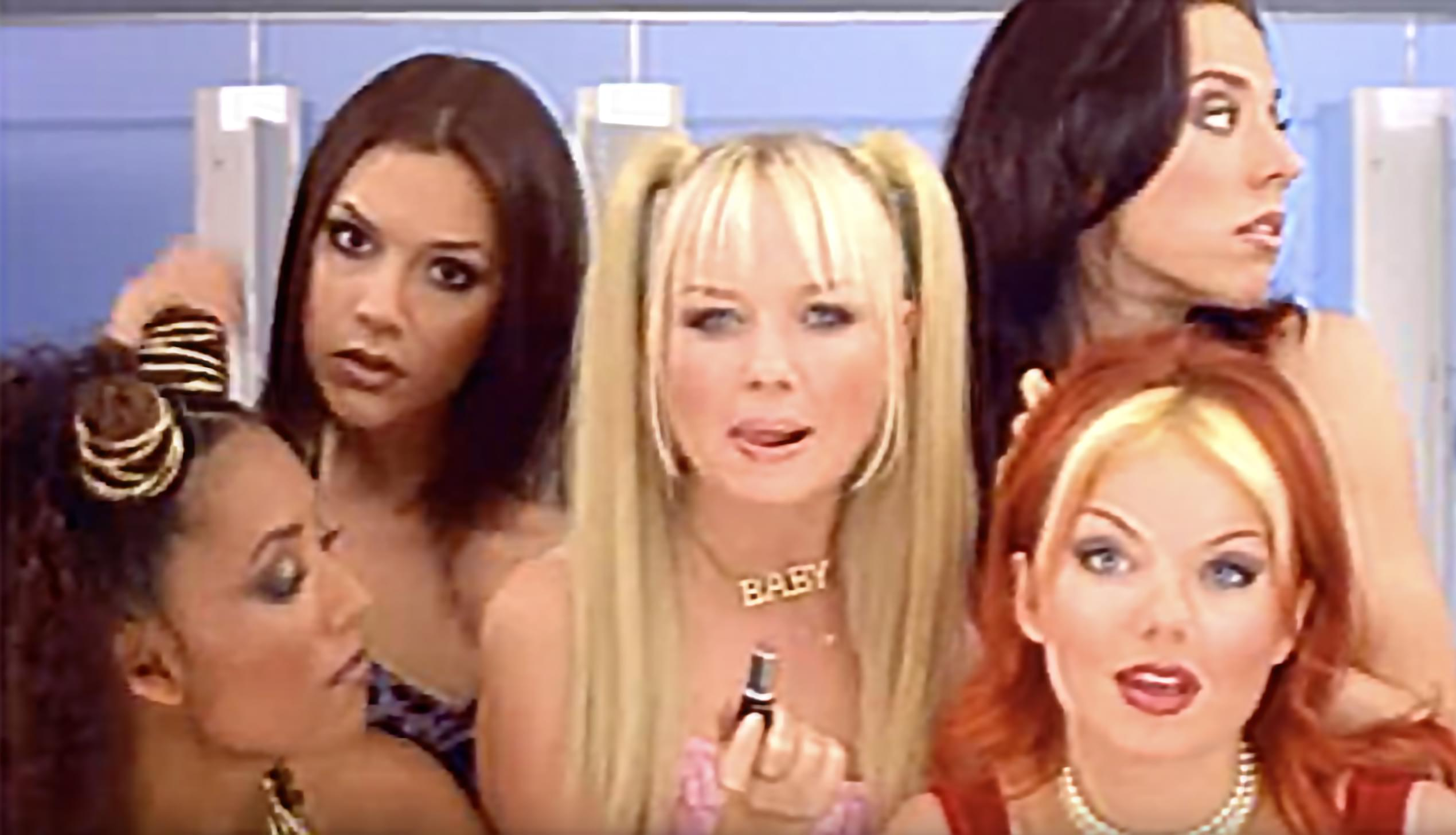 Spice Girls film in the works