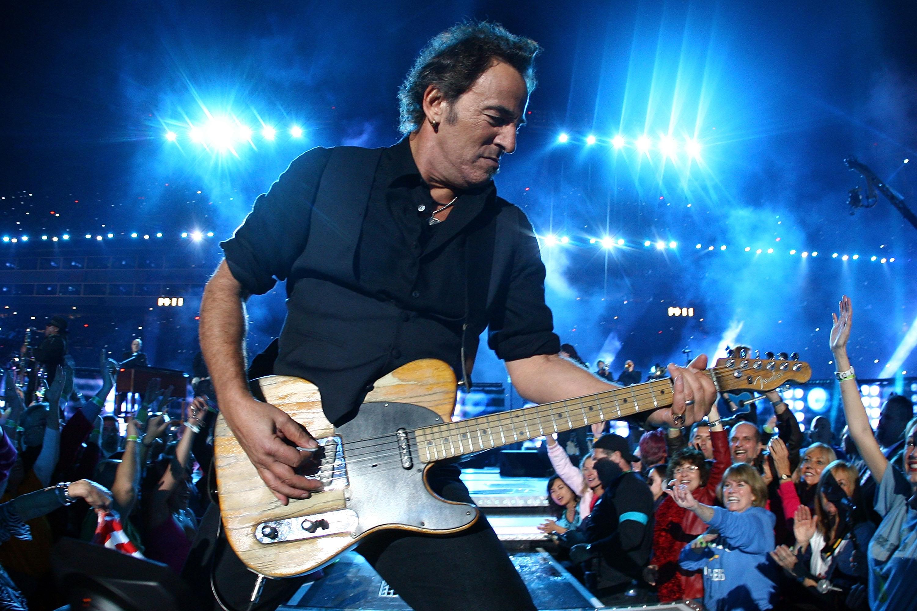 Bruce Springsteen back with 'Western Stars' TODAY