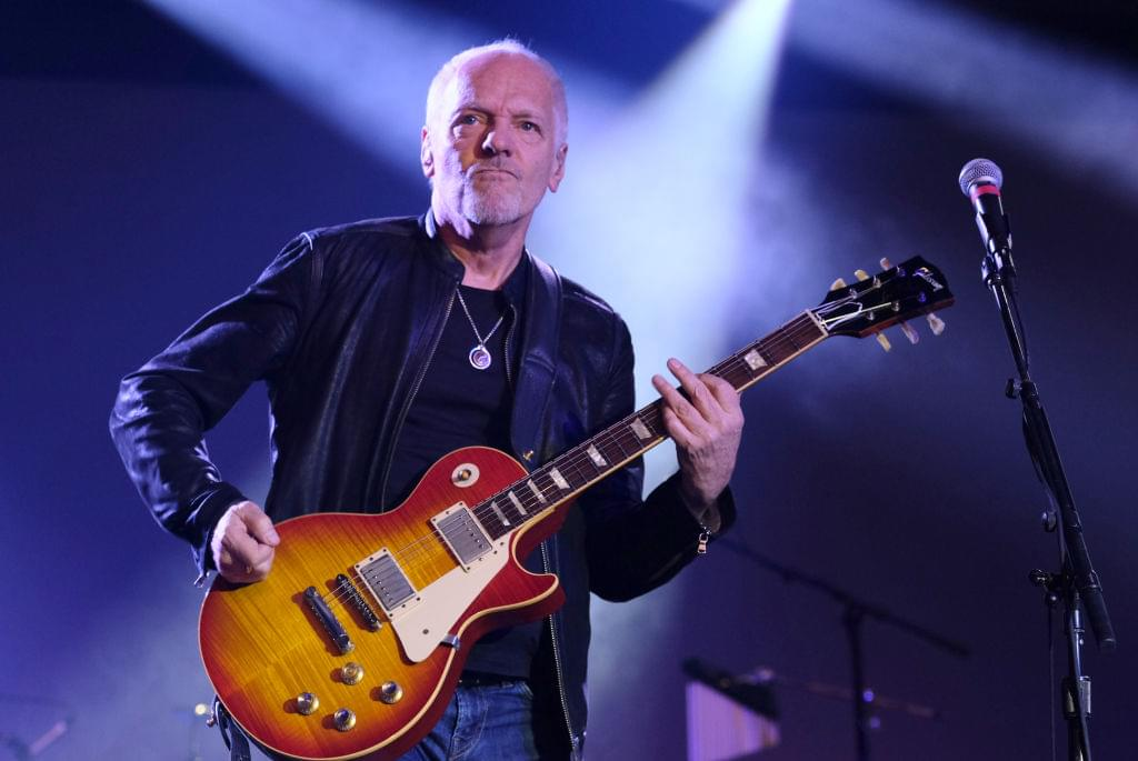 Peter Frampton putting together final tour setlist