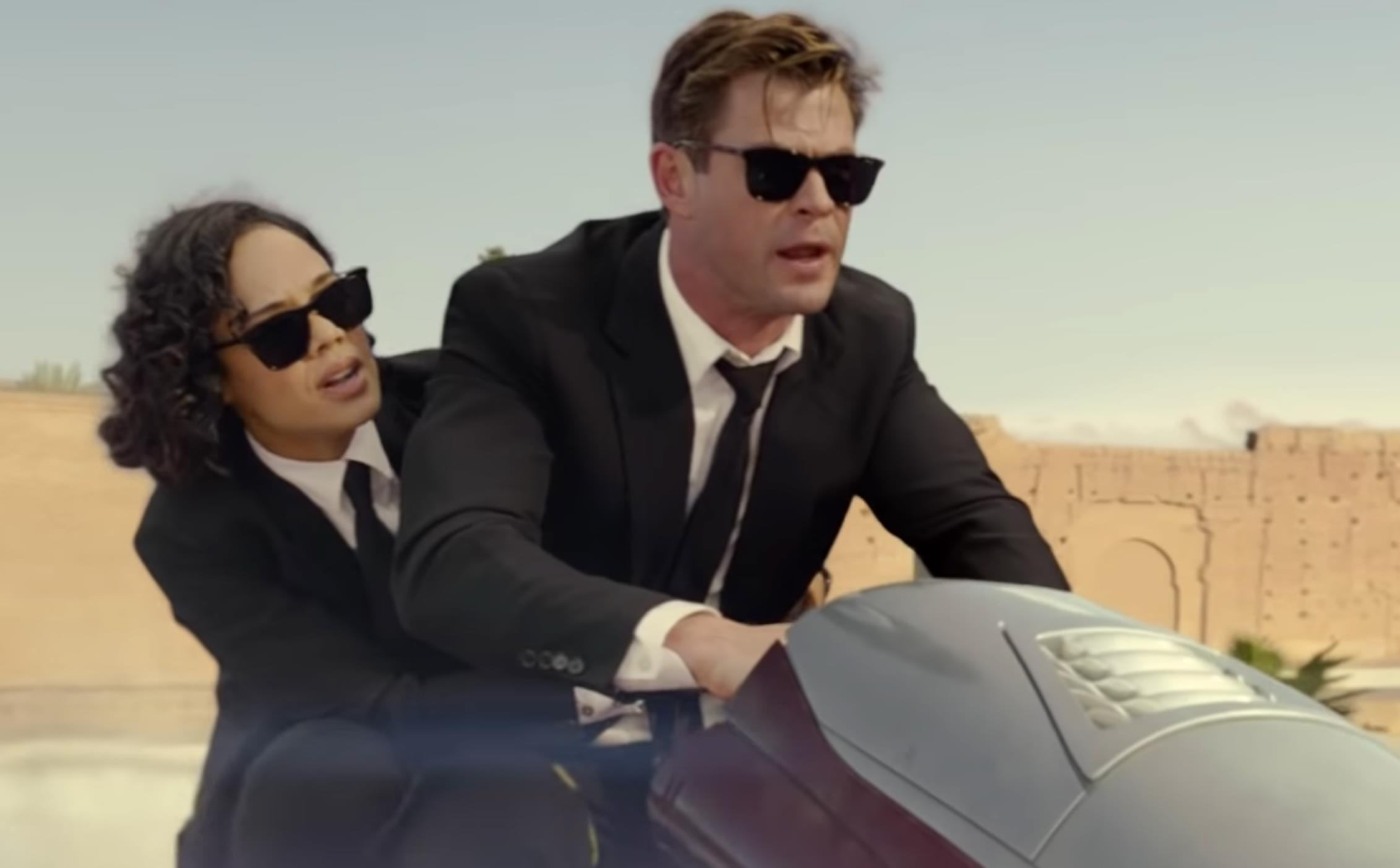 'Men In Black: International' leads weak weekend box office