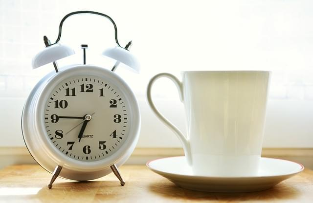 Five steps to turn yourself into a morning person