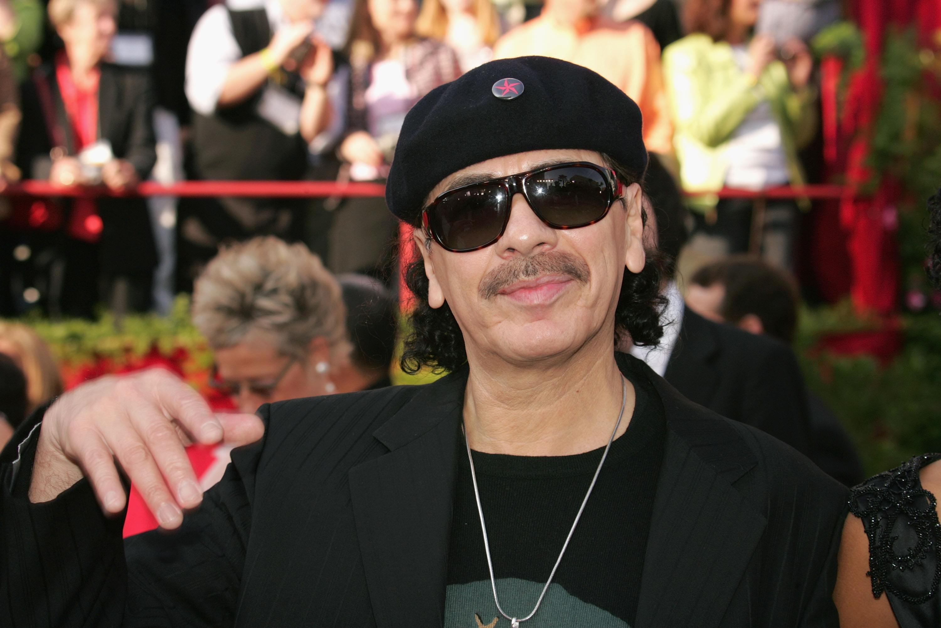 Santana lands top 5 spot on 'Billboard' 200 with Africa Speaks