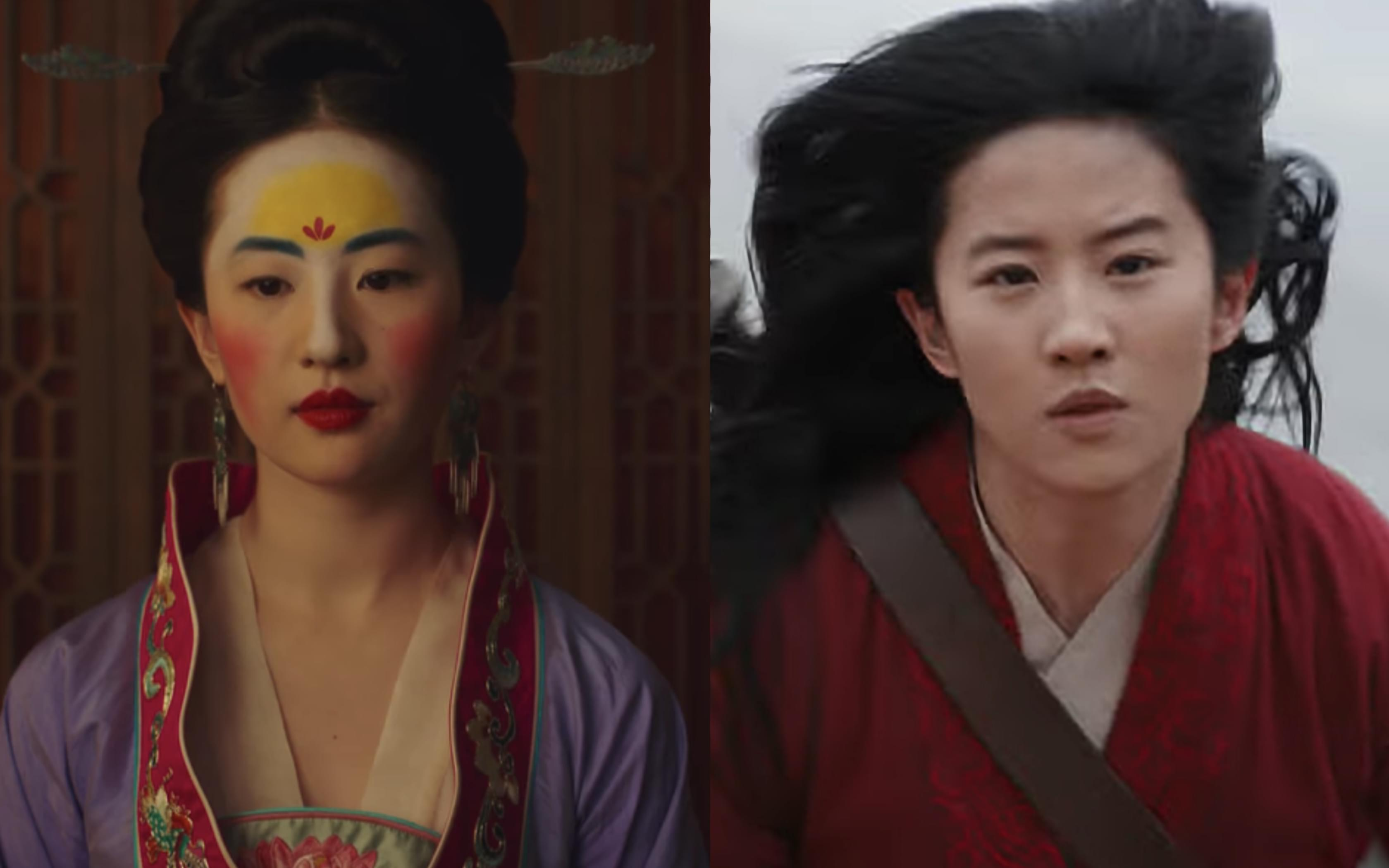 The first trailer for Disney's live action Mulan is HERE