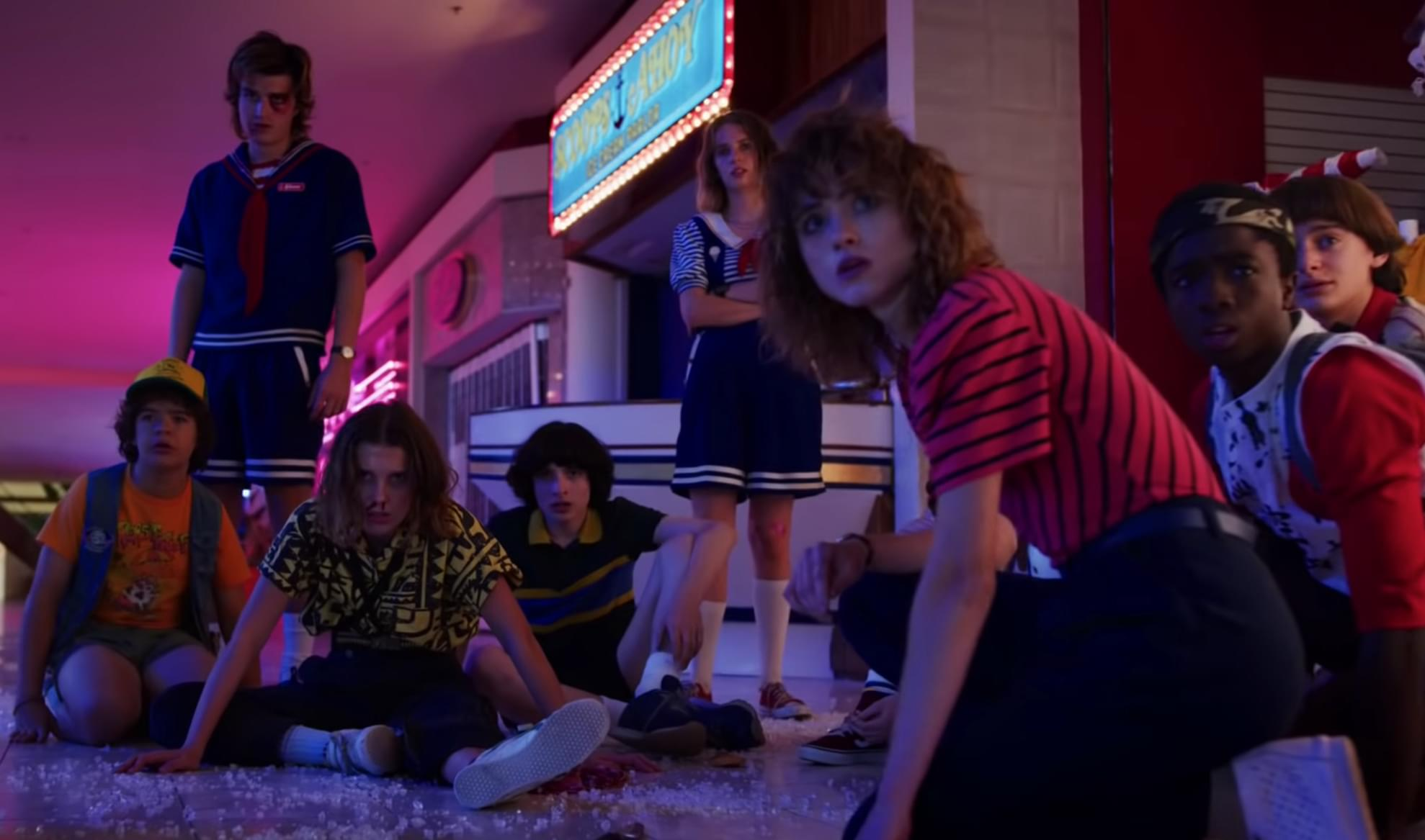 More than 40 million people have watched 'Stranger Things' Season 3 already