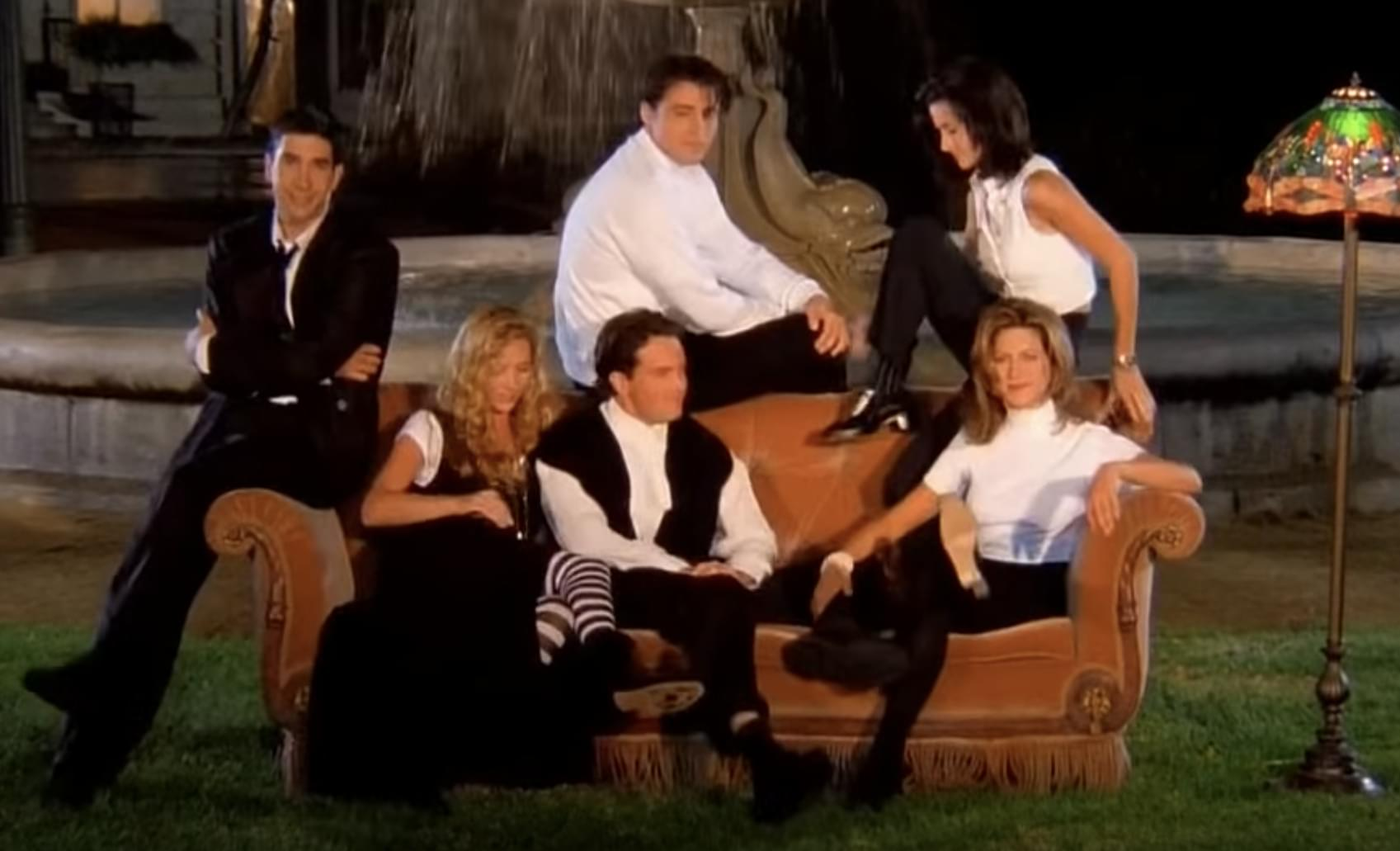 You could get paid $1,000 to watch 25 hours worth of Friends