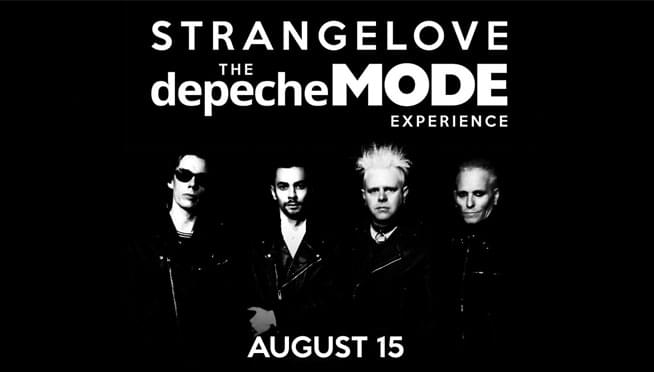 STRANGELOVE – The Depeche Mode Experience