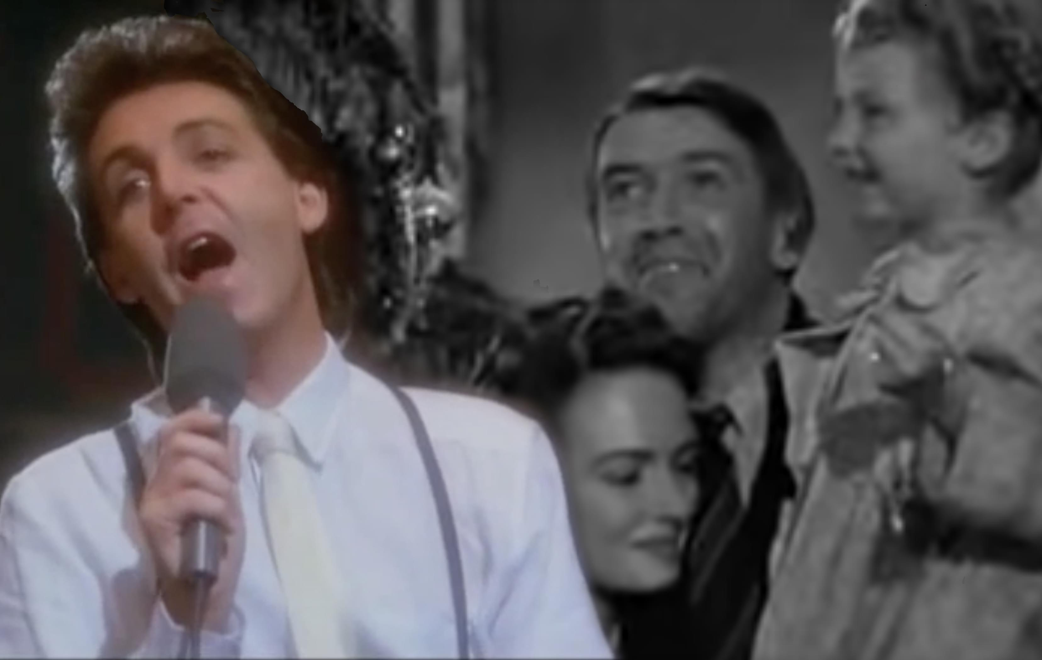 Paul McCartney writing score for 'It's A Wonderful Life' stage musical