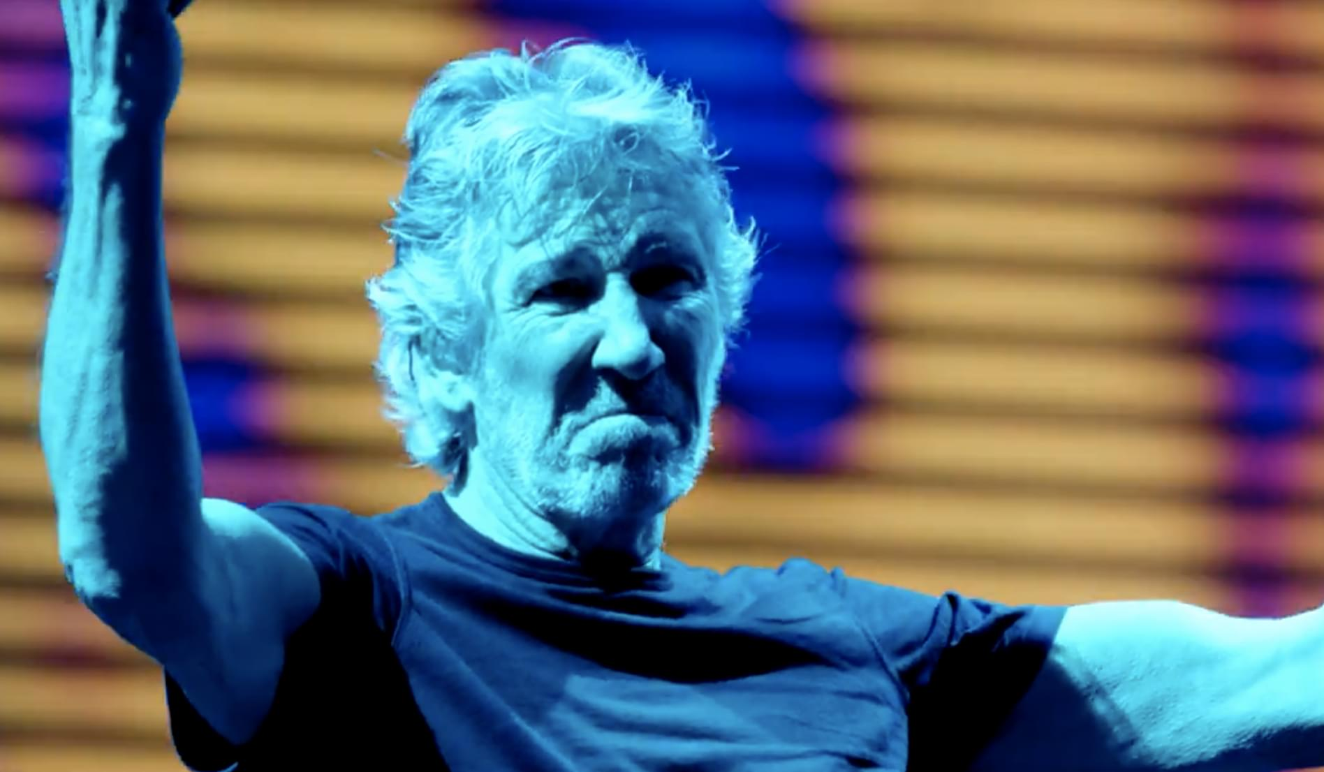 VIDEO: Roger Waters releases the trailer to 'Us + Them' concert film
