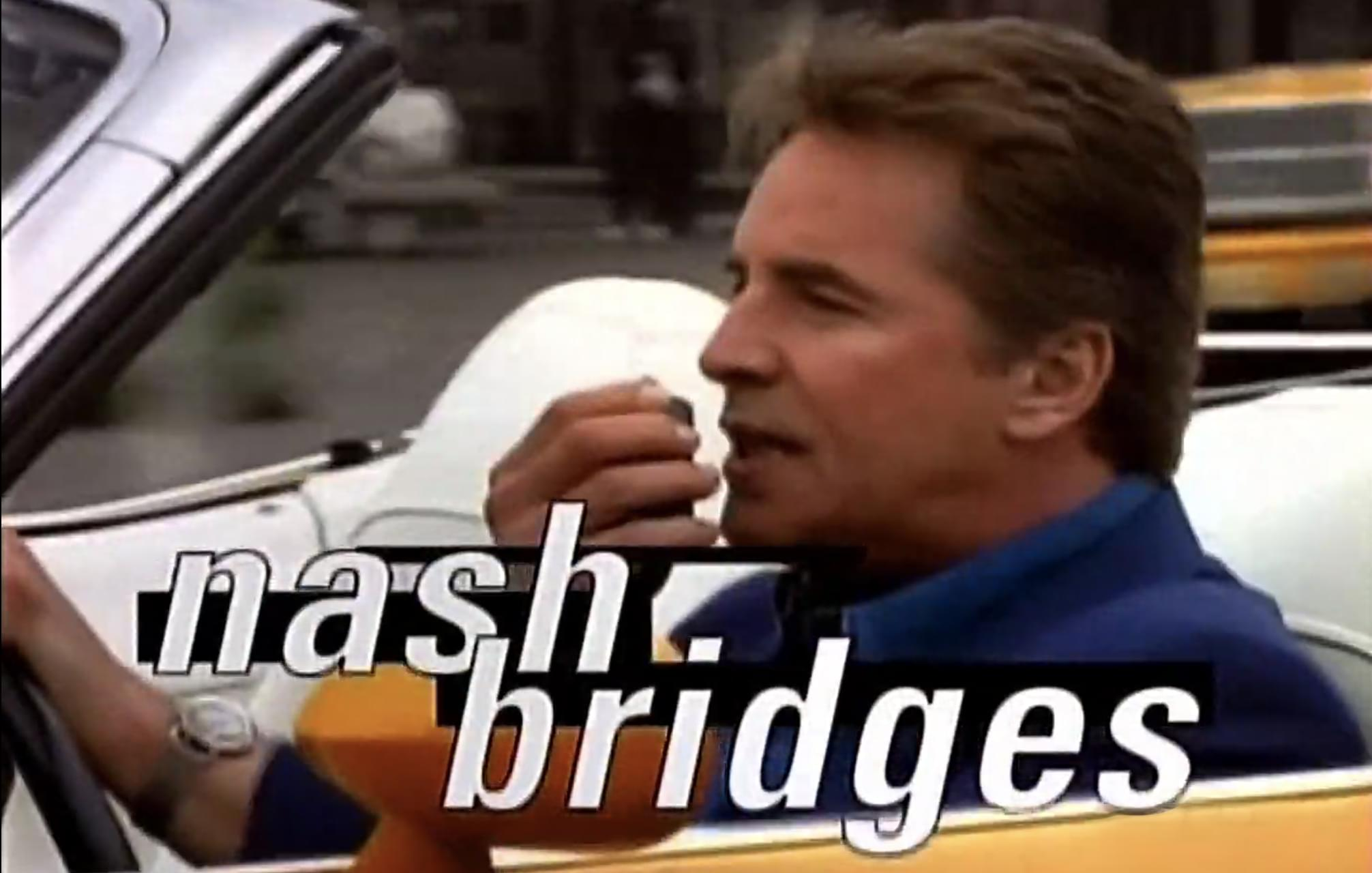 """Nash Bridges"" is getting a revival"