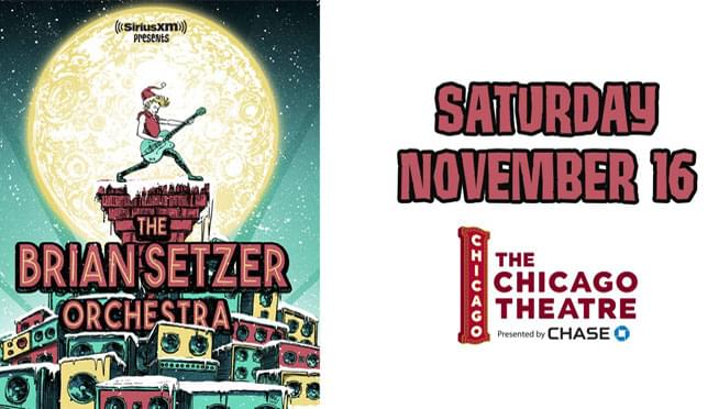 11/16/19 – The Brian Setzer Orchestra: Christmas Rocks