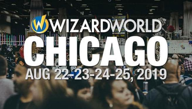 8/22/19 – 8/25/19 Wizard World Chicago