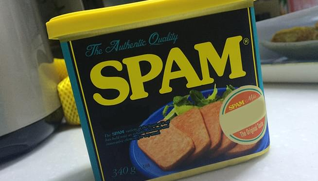 Pumpkin Spice Spam is now a real thing